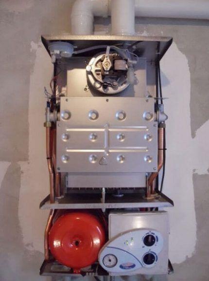 Газовая горелка настенного котла