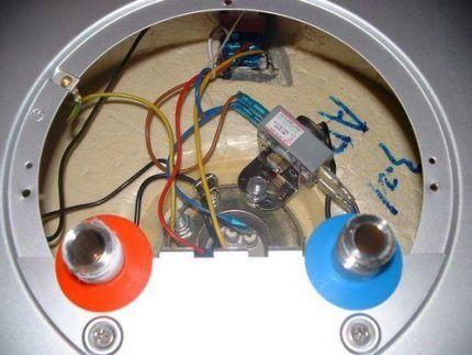 Терморегулятор бойлера