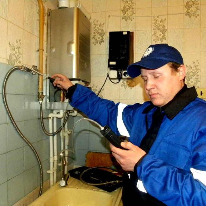 Вопросы по оплате газа и количеству газовых плит