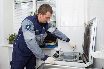 Обслуживание и проверка газовых приборов