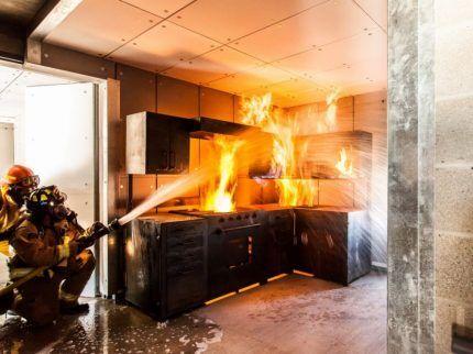 Взрывоопасная ситуация с газом
