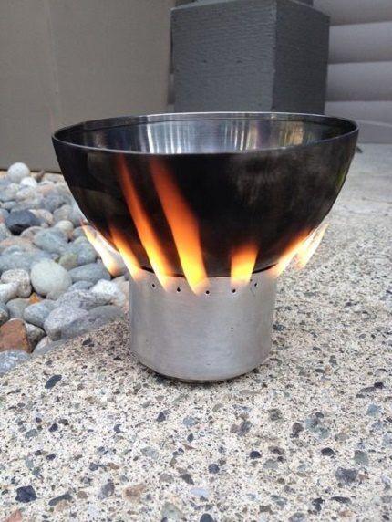Миниатюрная газовая плита