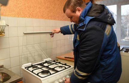 Проветривание кухни при ремонте