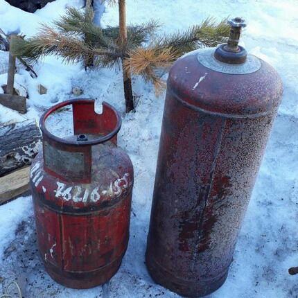 Почему газовый баллон покрывается инеем: может ли замерзнуть газ в баллоне и как это предотвратить || Конденсат в газовом баллоне