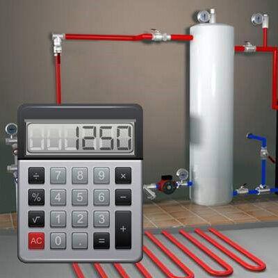Как расчитать расход газа на отопление дома