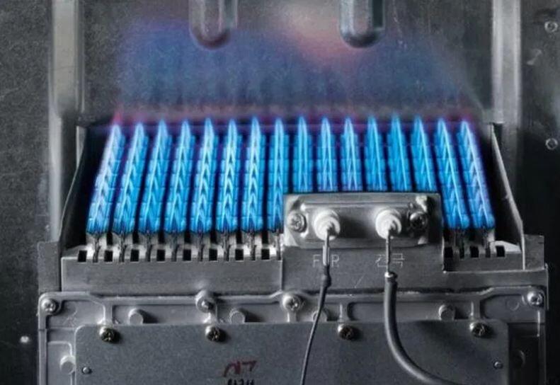 Горелки газовые для котлов конструктивные особенности