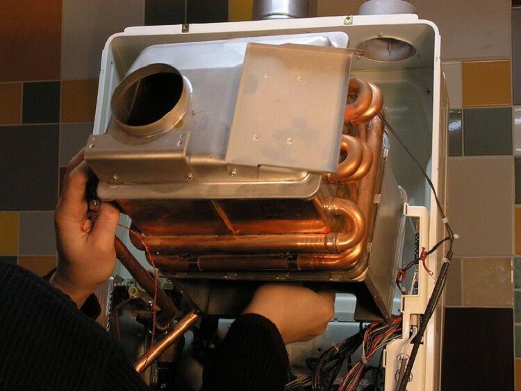 Как промыть котел отопления в домашних условиях