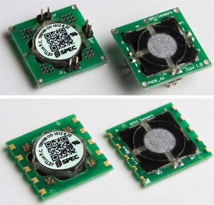 Электрохимические датчики