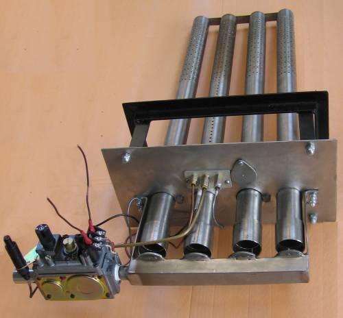 Газовые горелки для бани и технические характеристики