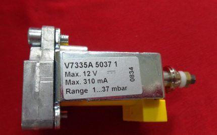 Модуляционный газовый клапан