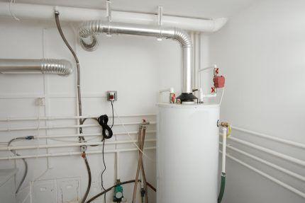 Электропроводка газового котла