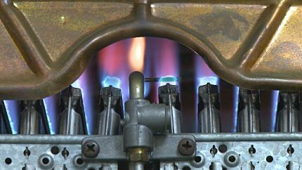 Горелки газового котла