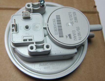 Реле для газового котла Bosch
