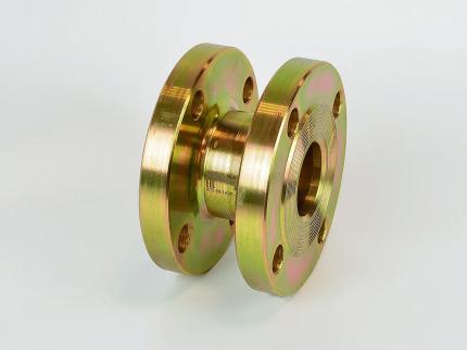 Термозапорный клапан с фланцевым соединением