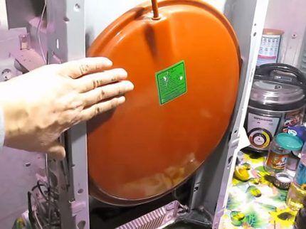 Поиск причины шума газового котла