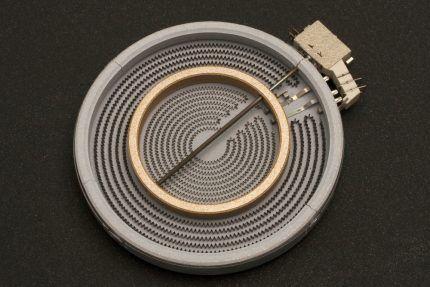 Конфорка электроплиты Hi-Light