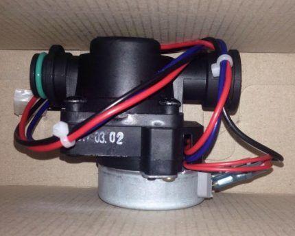 Трехходовый клапан для ремонта котла