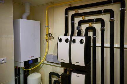 Газопровод в квартире