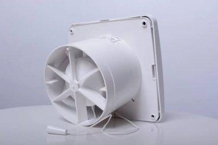 Вентилятор для принудительного вентилирования