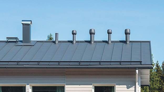 Монтаж вентиляторов на кровле особенности установки и крепления крышных вентиляторов
