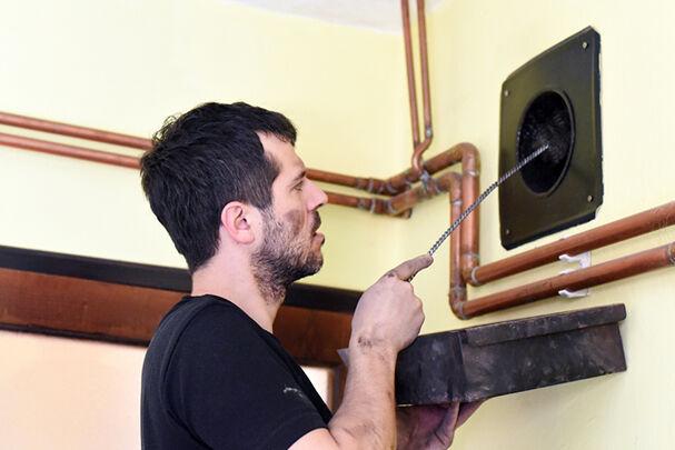 Как почистить дымоход в квартире многоэтажного дома