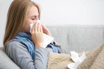 Опасность простудных заболеваний