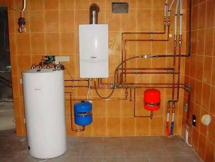 Вентиляция в помещении с газовым оборудованием