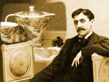 Писатель Марсель Пруст