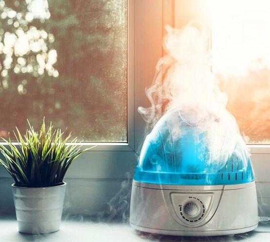Как часто использовать увлажнитель воздуха