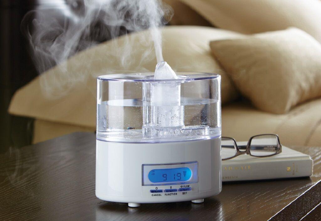 Увлажнитель воздуха для квартиры польза и вред