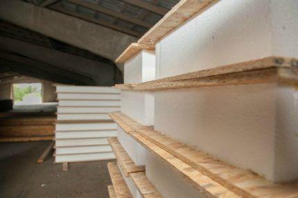 СИП панели для строительства дома
