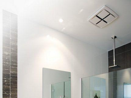 Красивый потолочный вентилятор