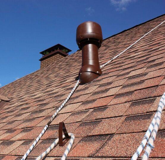 Труба под вентиляцию на крышу
