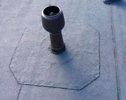 Вентиляция в бетонной конструкции
