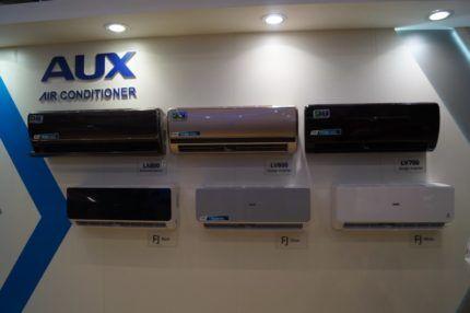 Кондиционеры AUX в продаже