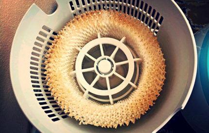 Фильтр увлажнителя воздуха