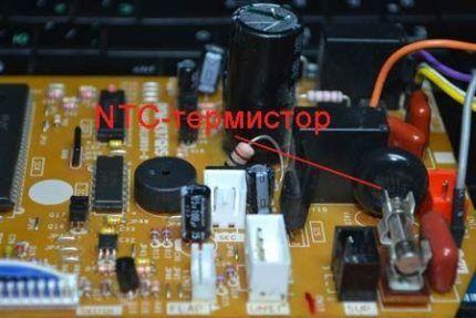 Термистор кондиционера