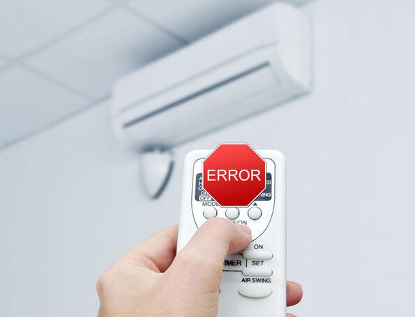Коды ошибок кондиционера Electrolux как расшифровать коды неисправностей и устранить их