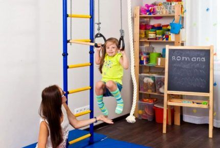 Детская комната в квартире