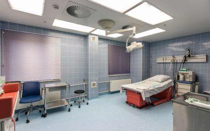 Воздухообмен в больницах