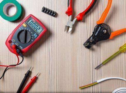Набор инструментов для ремонта кондиционера