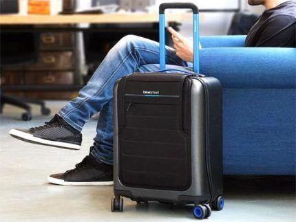 Поездка с небольшим багажом