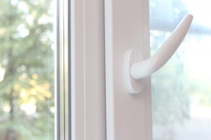 Режим микропроветривания на окнах ПВХ