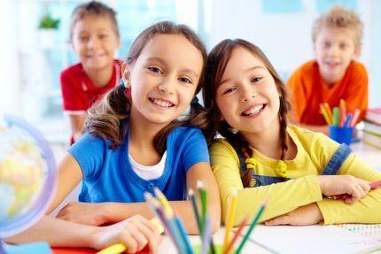 Активные и здоровые дети