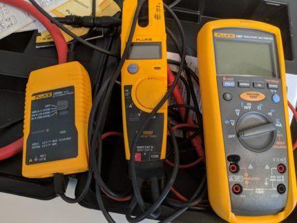 Тестеры для электрической части кондиционера