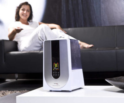 Ионизация воздуха