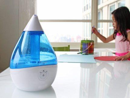 Ионизация воздуха в квартире