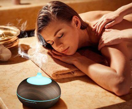Ультразвуковой увлажнитель воздуха для спа-процедур
