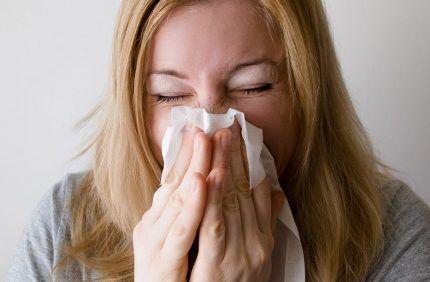Последствия от пребывания в помещении с пересушенным воздухом
