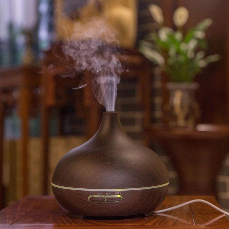 Какие масла можно добавлять в увлажнитель воздуха